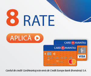 Cumpara in rate de la FIX CLINIQUE cu Card Avantaj