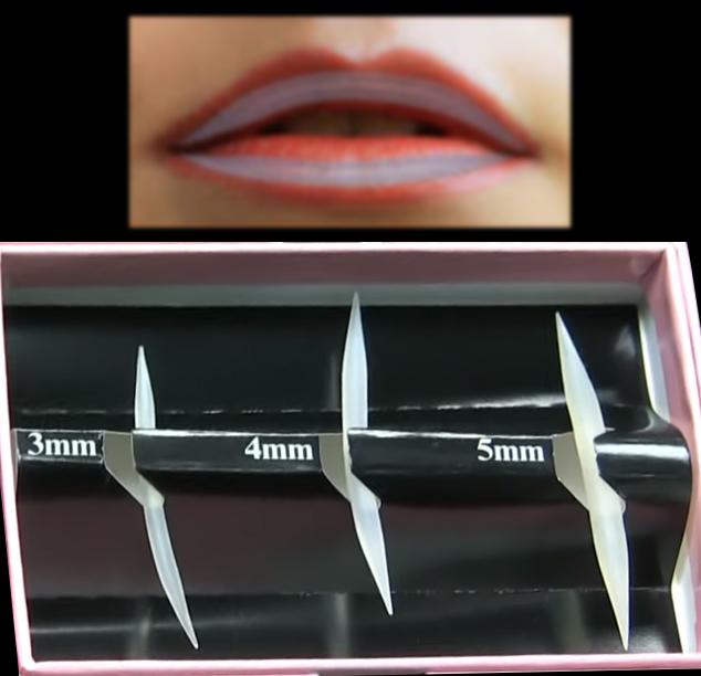 Îmbunătățirea permanentă a buzelor fără a fi nevoie de injecții periodice pentru a menține rezultatele